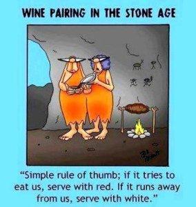 wine cavemen