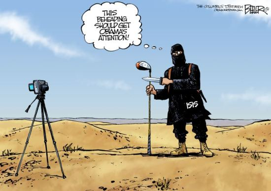 isis golf