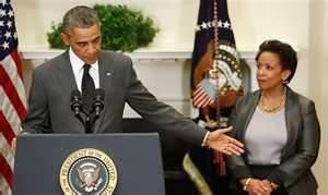 loretta lynch and obama