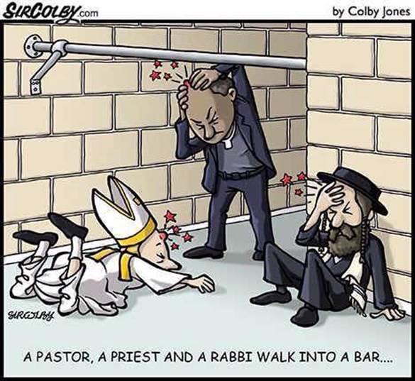pastor joke