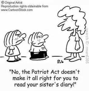 patriot act cartoon