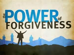 power of forgiveness