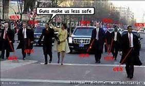 guns and obama