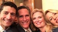 romney ryan selfie