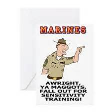 marines sensitivity
