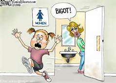 bathroom bigot