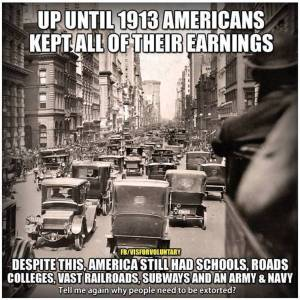 no taxes yet