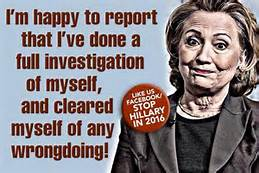 hillary investigation