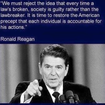 reagan quote on guilt