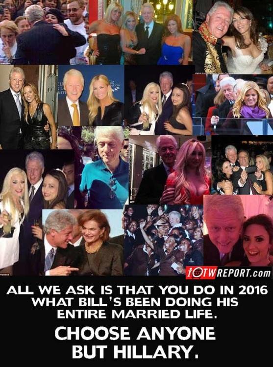 bill and women
