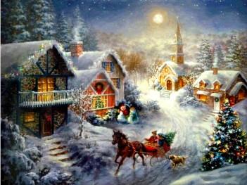 christmas-sleigh